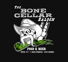 THE BONE CELLAR SALOON Zipped Hoodie