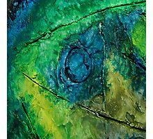 Mixed media 03 by rafi talby Photographic Print