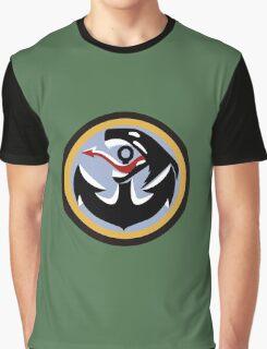 JW Formoza - Polish Naval Special Operations Unit Graphic T-Shirt