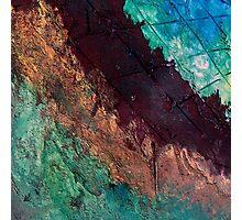 Mixed media 04 by rafi talby Photographic Print