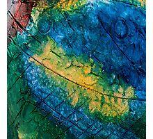 Mixed media 05 by rafi talby Photographic Print