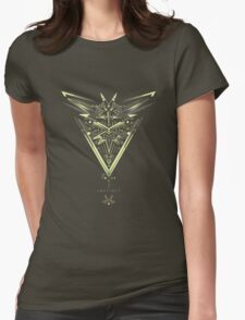 Instinct Womens Fitted T-Shirt