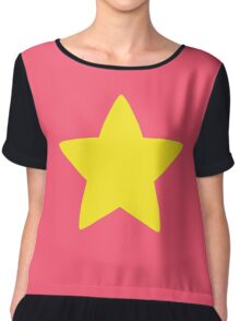 Steven Universe Star Shirt / Leggings *Accurate color* Chiffon Top
