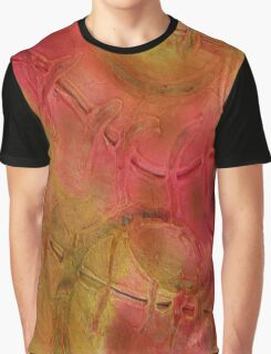 Mixed media 07 by rafi talby Graphic T-Shirt
