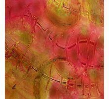 Mixed media 07 by rafi talby Photographic Print