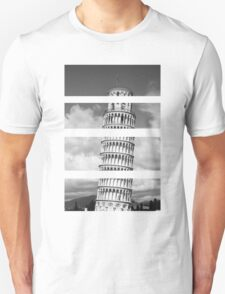 Leaning Tower of Incom-Pisa T-Shirt