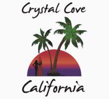 Crystal Cove California One Piece - Short Sleeve