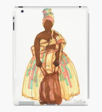 The Kingdom - Market Eartha iPad Case/Skin