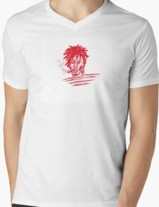 A$AP Carti Mens V-Neck T-Shirt