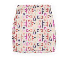 Ikat Squared Mini Skirt