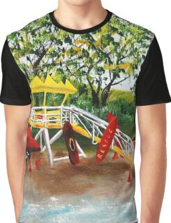 Maui Guard Tower...................... Graphic T-Shirt