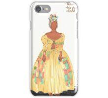 The Kingdom - Plantation Nanny iPhone Case/Skin