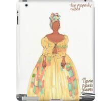 The Kingdom - Plantation Nanny iPad Case/Skin