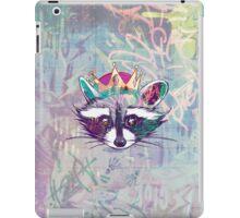 Rey Mapache iPad Case/Skin