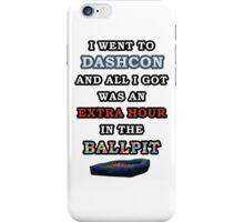 Dashcon Ballpit iPhone Case/Skin
