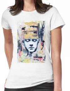 Gold Mind Womens Fitted T-Shirt