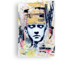 Gold Mind Canvas Print