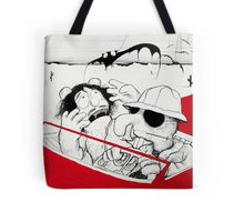 Fear and Loathing in Muppet Vegas Tote Bag
