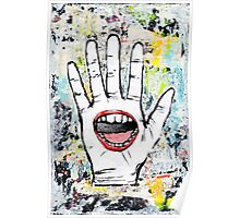 The Hand That Feeds Poster