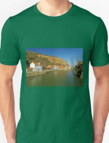 North Side and Staithes Beck Unisex T-Shirt