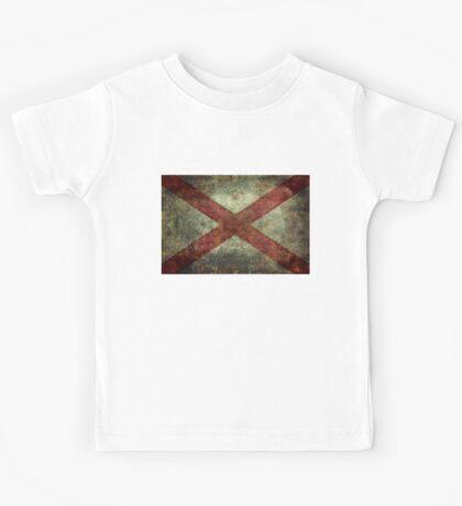 Alabama state flag Kids Tee