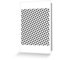 Linked Arrows Greeting Card