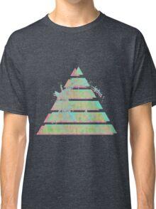 Vaporwave Pyramid Classic T-Shirt