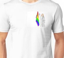 florence and the machine lgbt+ pride flag Unisex T-Shirt