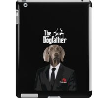 The Dog Father - Godfather parody iPad Case/Skin