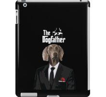 The Dog Father - Godfather parody iPad Case/Skin