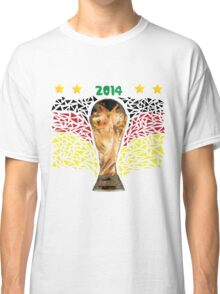 CHAMPIONS OF THE WORLD 2014 Classic T-Shirt