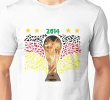 CHAMPIONS OF THE WORLD 2014 Unisex T-Shirt