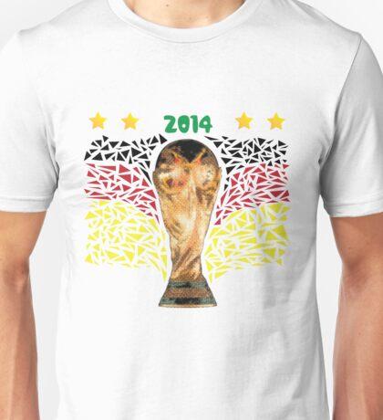 CHAMPIONS OF THE WORLD 2014 Unisex T-Shirt