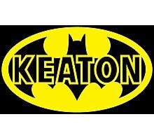 Keaton has my vote! Photographic Print