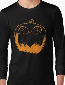 Lonnng Halloween Long Sleeve T-Shirt