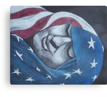 Fellow Americans Canvas Print