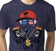 Bernie Sanders For President - #tonedownforwhat Tri-blend T-Shirt