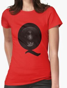 Schoolboy Q - Blank Face Womens Fitted T-Shirt