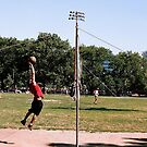 Williamsburg Volleyball.  by Michael Stocks