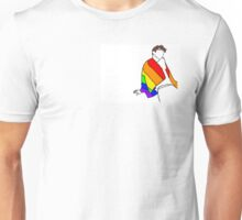 troye sivan lgbt+ pride flag Unisex T-Shirt
