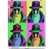 Rorschach Pop Art iPad Case/Skin