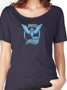 Team Blue Utah Women's Relaxed Fit T-Shirt