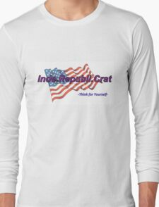 IndeRepubliCrat Long Sleeve T-Shirt