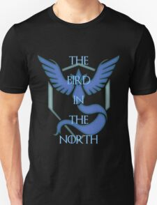 "Team Mystic - ""The Bird in the North""  Unisex T-Shirt"