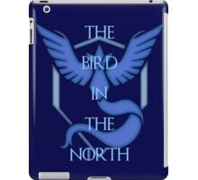 "Team Mystic - ""The Bird in the North""  iPad Case/Skin"