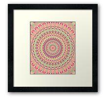Mandala 124 Framed Print