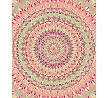 Mandala 124 Photographic Print