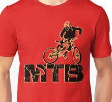 downhill, MTB Unisex T-Shirt