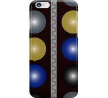 Ninth Doctor Who (Christopher Eccleston) iPhone Case/Skin