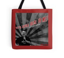 ISR2M Podcast Graphic Logo Tote Bag